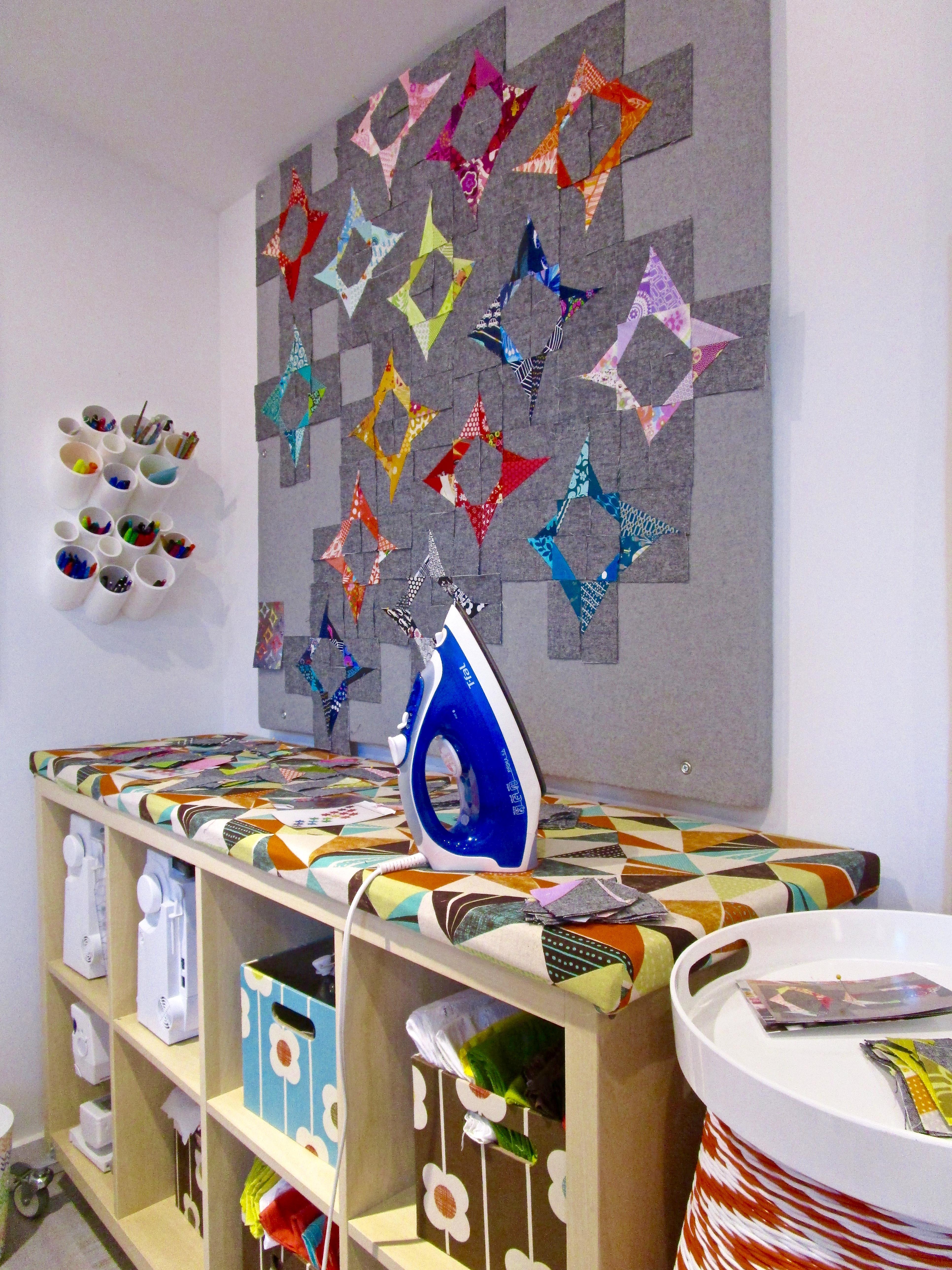 Quilt Design Wall Tutorial Revamp Sewkatiedid
